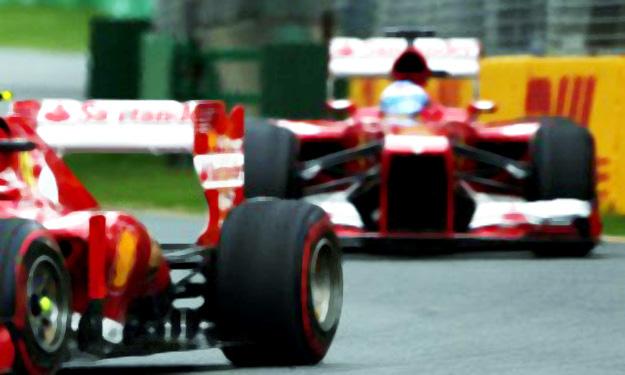 F1 Australia 2013