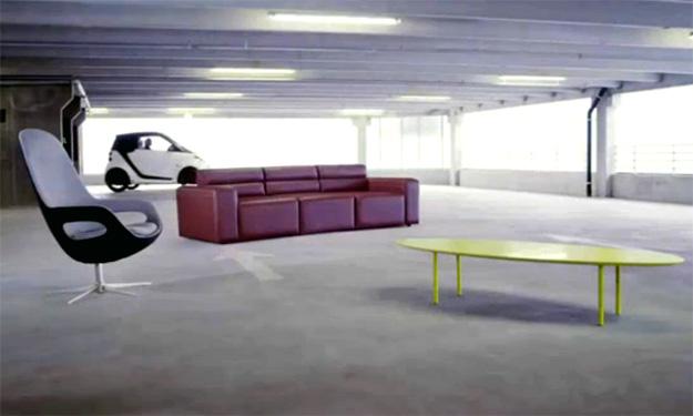 Smart muebles