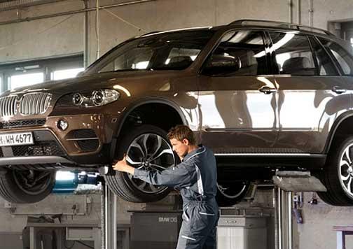 servicio postventa BMW.