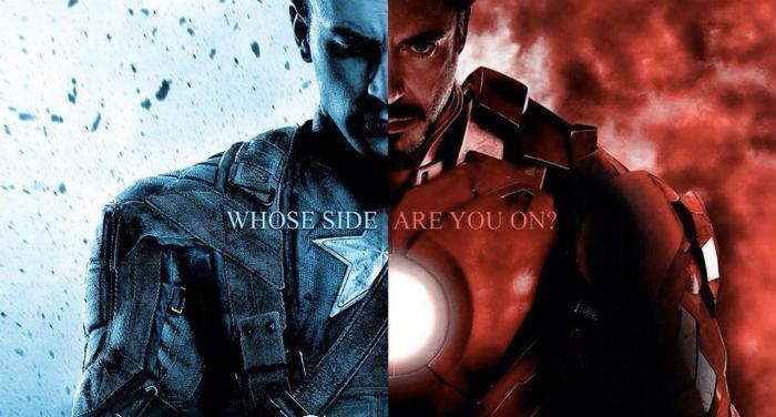Capitán América - película más taquillera 2016