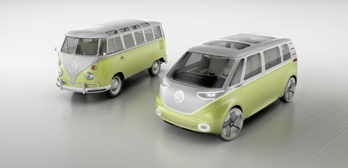 Volkswagen T1 - I. D. BUZZ