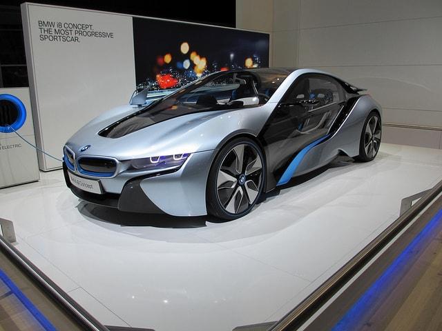 BMW iConcept