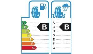 La nueva etiqueta de los neumáticos