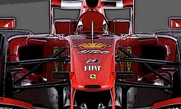 Ferrari, presentación