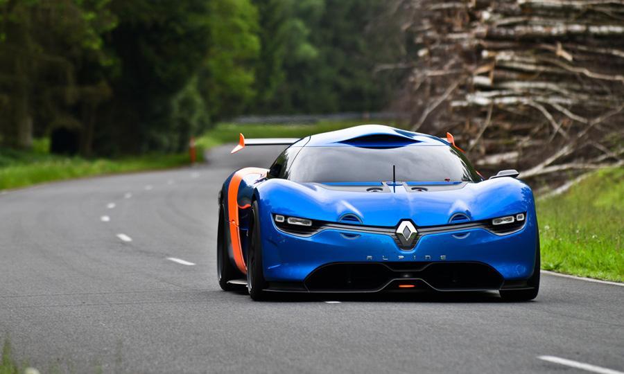 Alpine vuelve al mercado español
