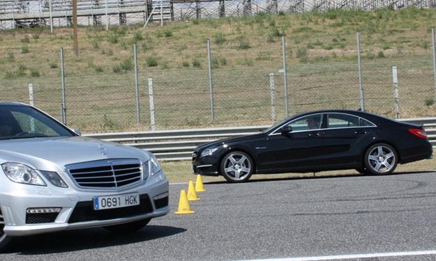 Cursos de conduccion Mercedes-Benz