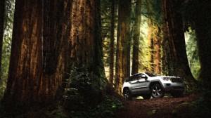 Un SUV al que no le falta detalle. Nuevo Grand Cherokee, otro acierto de Jeep.