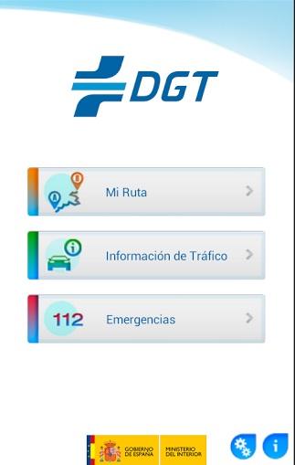 App de la DGT