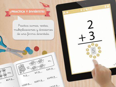 Los cuadernillos Rubio de toda la vida ahora llegan a la versión digital