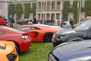 Foto: Web oficial del Festival de velocidad Goodwood 2013