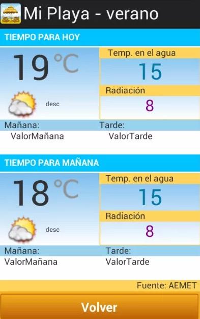 Mi Playa Verano 2013, una app que le permitirá saberlo todo sobre las playas españolas