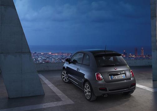 Fiat 500 ciudad