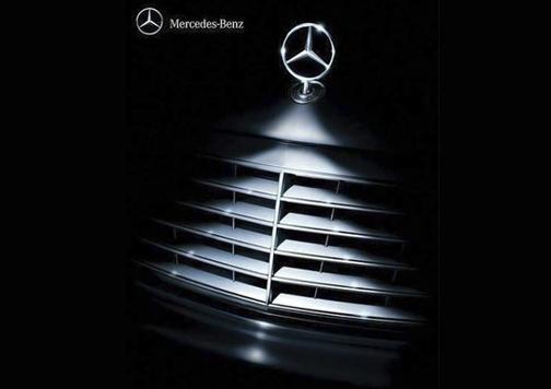 árbol Navidad Mercedes-Benz