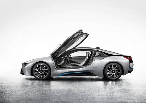 coche BMW i8