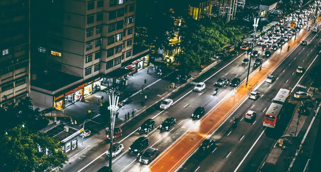 Tráfico - Ciudad