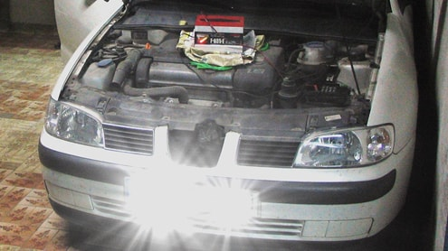 bateria coche