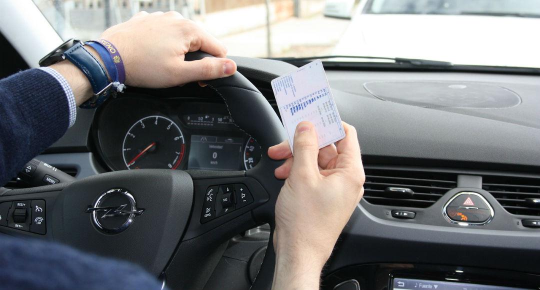 Carnet de conducir por puntos DGT