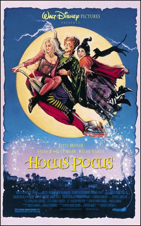 Hocus Pocus, el retorno de las brujas