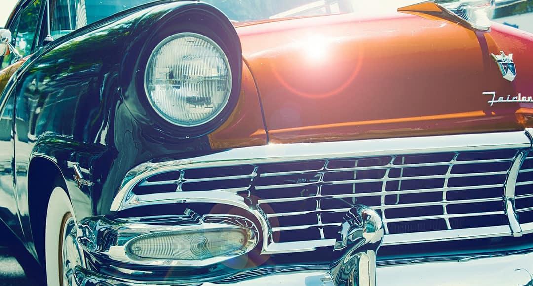 Museos coches clásicos