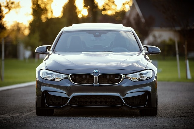 BMW plata