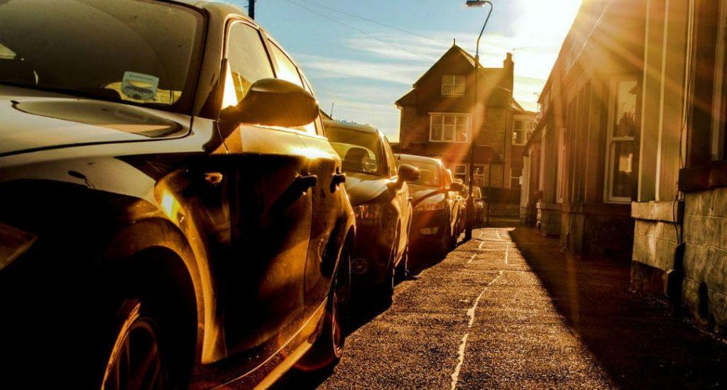 Proteger el coche del sol