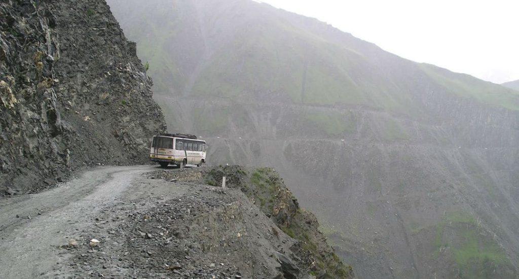 Zoji La Pass Carretera