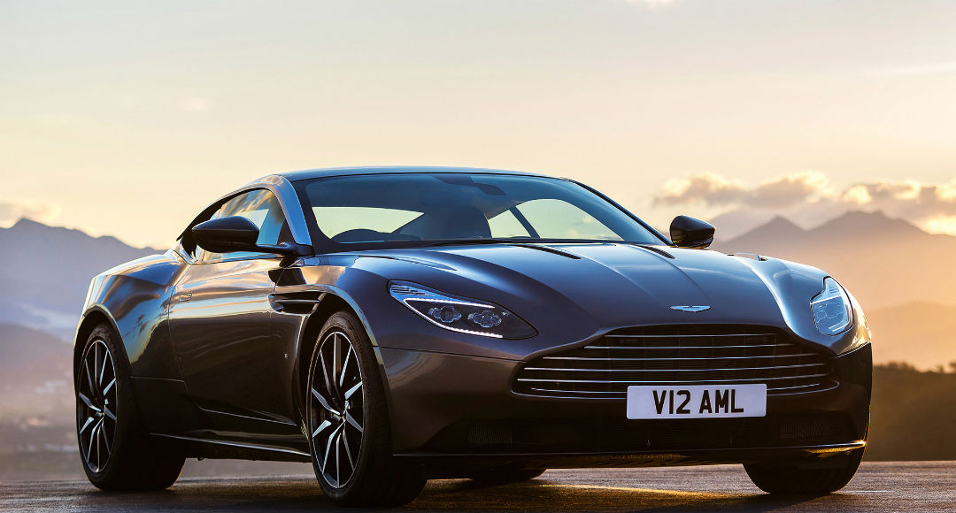 Aston Martin DB11 frontal