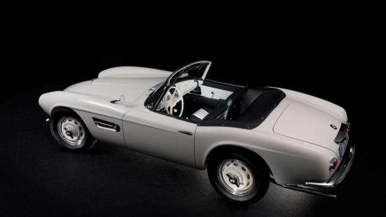 BMW Elvis Presley restaurado