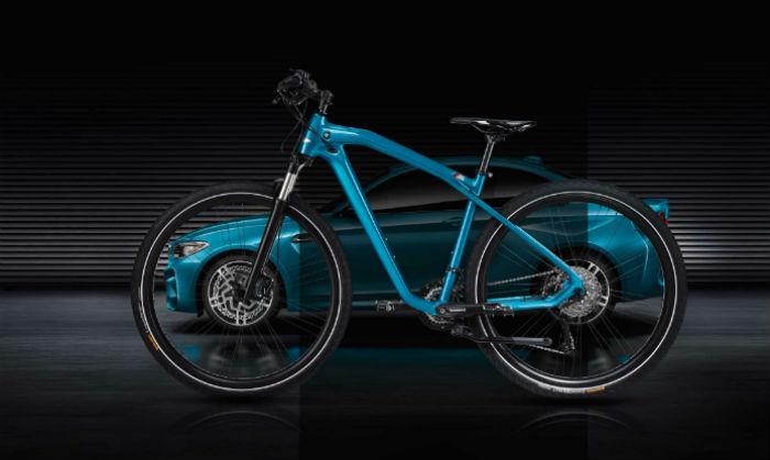 BMW M2 E-Bike Limited Edition