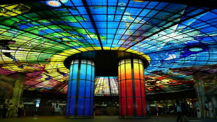 Formosa Boulevard Station - Kaohsiung
