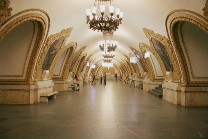 Estación de Kiyevskaya