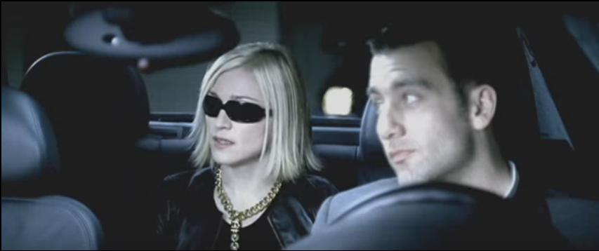 Madonna y Clive Owen - The Hire (Star)