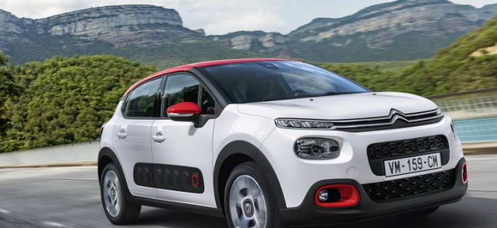 Citroën C3 - finalistas coche del año en Europa 2017