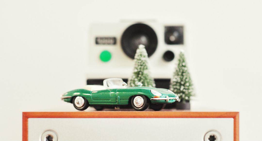 Coches para Navidad
