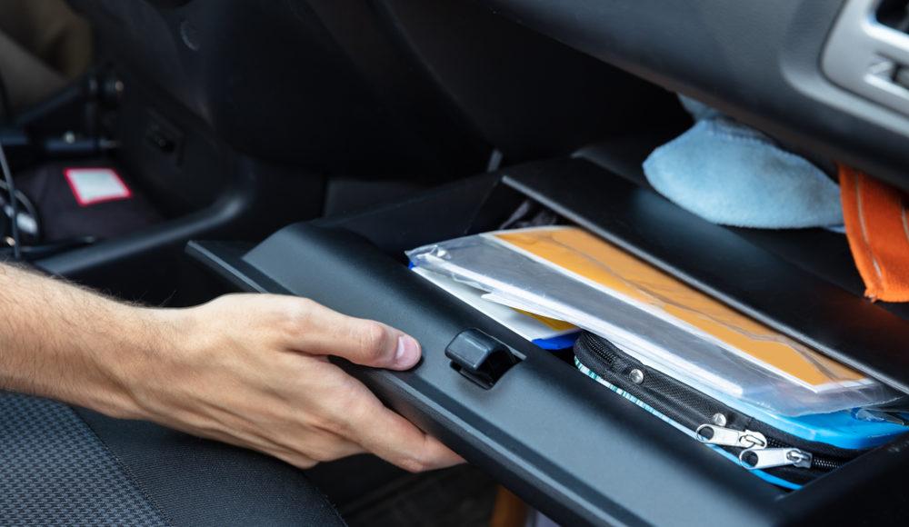 documentación seguro de coche